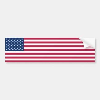 Estados Unidos/bandera americana, USA/US Pegatina Para Auto