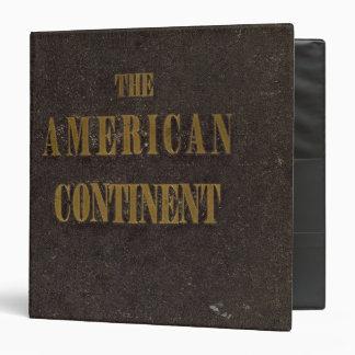 Estados Unidos continentes americanos