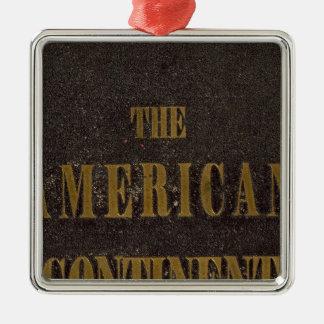 Estados Unidos continentes americanos Ornamentos Para Reyes Magos