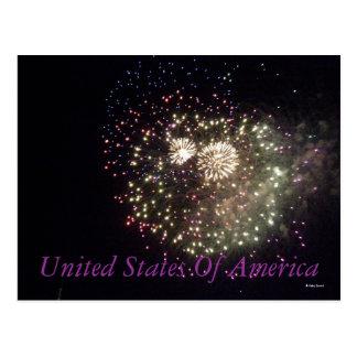 Estados Unidos de Ame… Postal