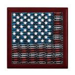 Estados Unidos de los Paperclips los E.E.U.U. Caja De Joyas
