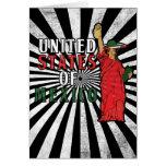Estados Unidos de México Felicitacion