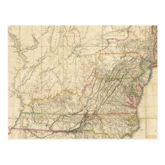 Estados Unidos de Norteamérica Tarjetas Postales