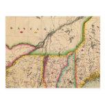 Estados Unidos del este del norte 43 Tarjetas Postales