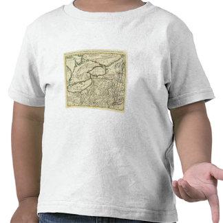 Estados Unidos del noreste Camisetas