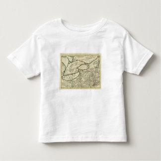 Estados Unidos del noreste Tee Shirt
