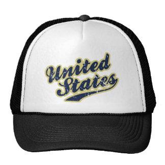 Estados Unidos Gorras