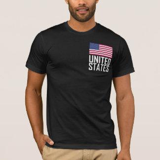 Estados Unidos - los E.E.U.U. Playera