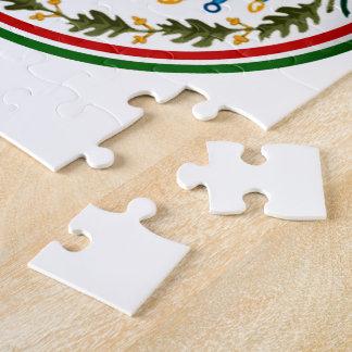 Estados Unidos Mexicanos (Eagle de la bandera mexi Puzzles Con Fotos