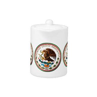 Estados Unidos Mexicanos (Eagle de la bandera mexi