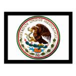 Estados Unidos Mexicanos (Eagle de la bandera Postal