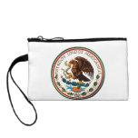 Estados Unidos Mexicanos (Eagle from Mexican Flag) Coin Purses