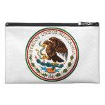 Estados Unidos Mexicanos (Eagle from Mexican Flag) Travel Accessory Bags
