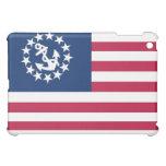 Estados Unidos navegan la bandera