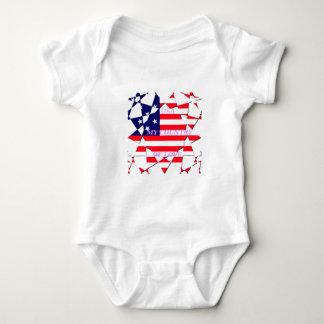 Estados Unidos Tee Shirt