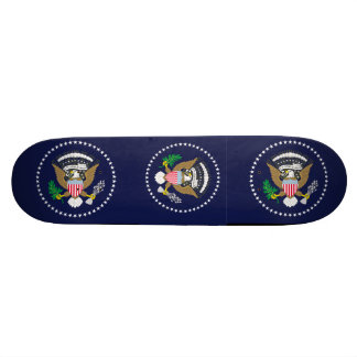 Estados Unidos presidenciales Skate Board