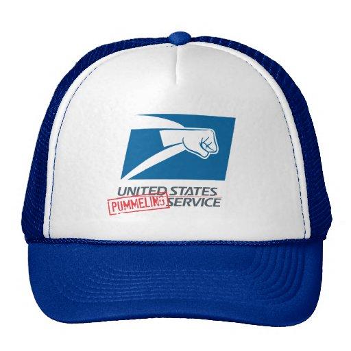 Estados Unidos Pummeling servicio Gorro De Camionero