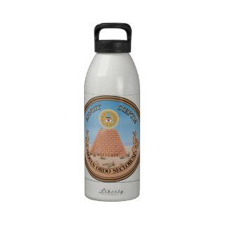 Estados Unidos sellan Botellas De Agua Reutilizables