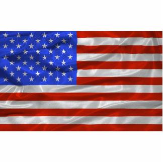 Estados Unidos señalan el imán por medio de una ba Escultura Fotografica