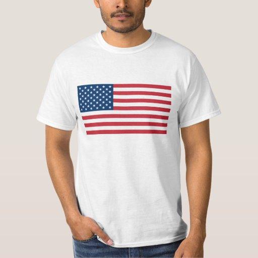 Estados Unidos señalan la camiseta por medio de Remeras