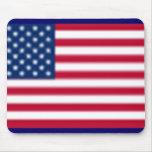 Estados Unidos señalan Mousepad por medio de una b Tapetes De Ratones