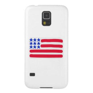 Estados Unidos señalan por medio de una bandera Funda Para Galaxy S5