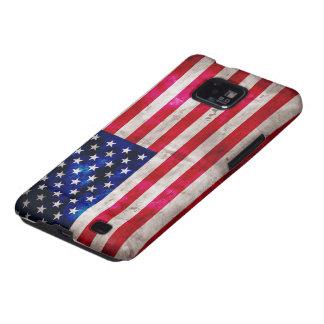 Estados Unidos señalan por medio de una bandera Samsung Galaxy S2 Carcasa