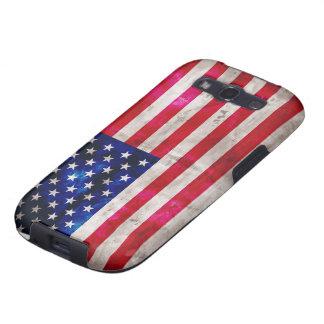 Estados Unidos señalan por medio de una bandera Samsung Galaxy S3 Coberturas