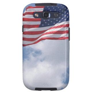 Estados Unidos señalan por medio de una bandera Galaxy SIII Coberturas