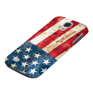 Estados Unidos señalan por medio de una bandera Funda Para Galaxy S4