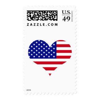 Estados Unidos señalan por medio de una bandera Envio