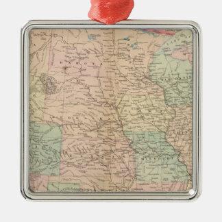 Estados Unidos territorios Adorno Para Reyes