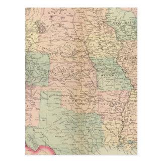 Estados Unidos territorios Postales