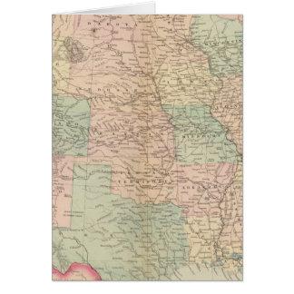 Estados Unidos territorios Tarjetas