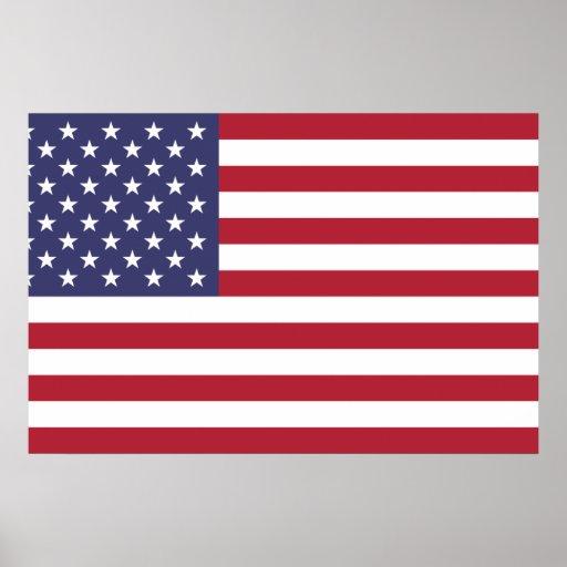 Estados Unidos, United Arab Emirates Póster