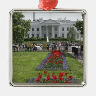 Estados Unidos Washington C C El lado norte Ornamentos Para Reyes Magos