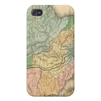 Estados Unidos y México iPhone 4/4S Carcasas