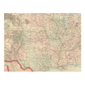 Estados Unidos y territorios 2 Postal