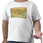 Estados Unidos y territorios Camisetas