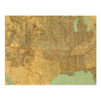 Estados Unidos y territorios Postal