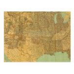 Estados Unidos y territorios Tarjetas Postales