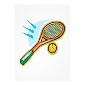 Estafa de tenis