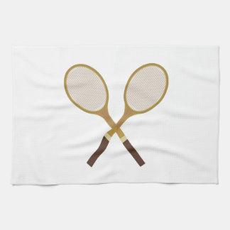 Estafa de tenis toallas de cocina