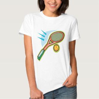 Estafa de tenis playera