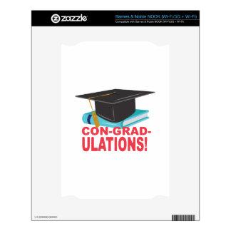 Estafa-Graduado-Ulations Skins Para elNOOK
