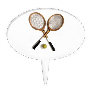estafas de tenis, deportes, partidos, decoración de tarta