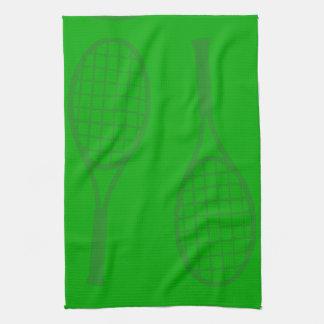 Estafas de tenis toalla