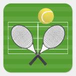 ESTAFAS del campo de tenis y de TENIS