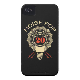 Estallido 20 del ruido iPhone 4 Case-Mate cárcasas