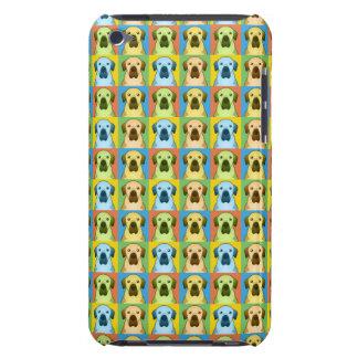 Estallido-Arte de Anatolia del dibujo animado del  iPod Touch Case-Mate Coberturas
